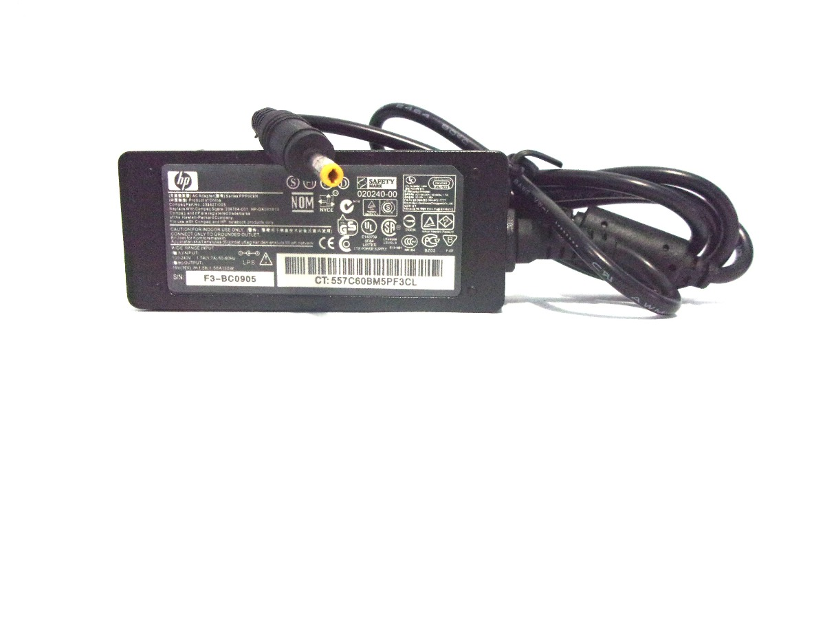 ADAPTADOR HP MINI