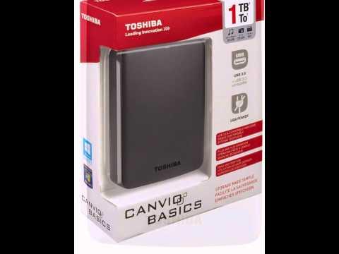 D.Ex USB Toshiba 1TB