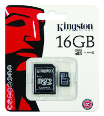 SD 16GB KINGSTON