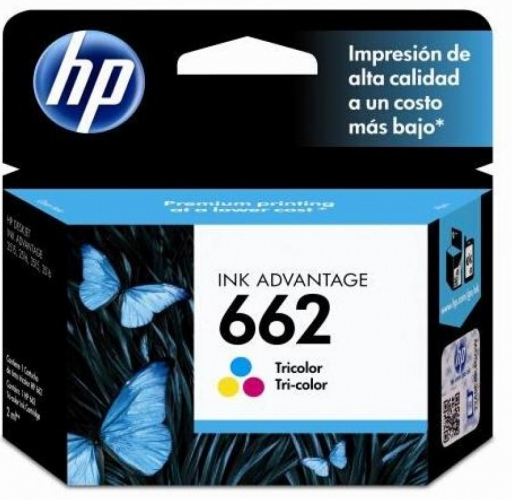 CAT COLOR HP 662