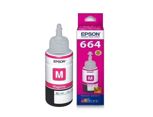 Tinta EpsonT664Mage