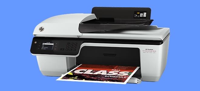 Impresora HP 2645