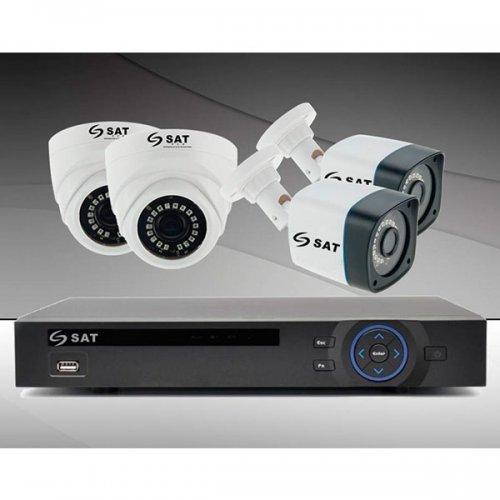 Camaras CCTV SAT