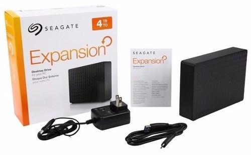 D.D.Ext.4TB SEAGATE