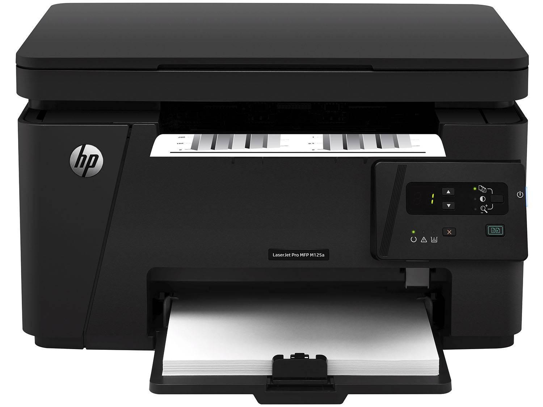Impresora hp m125a
